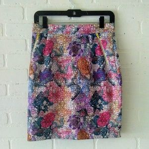 H&M Colorful Pencil Skirt 6